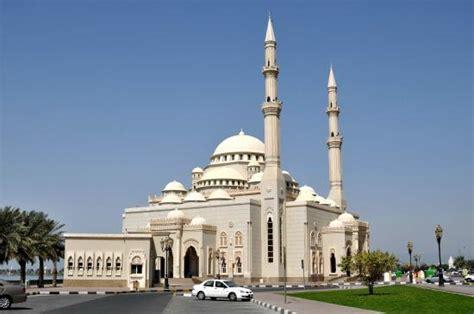 Picture Of Al Noor Mosque, Sharjah