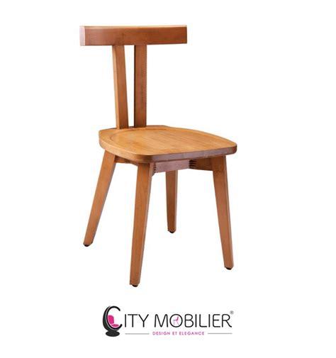 chaise mobilier de chaise minimaliste en bois stevenson city mobilier