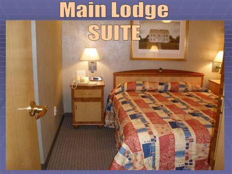 army lodging