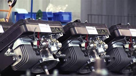 Der Zweitaktmotor von AS Motor - YouTube