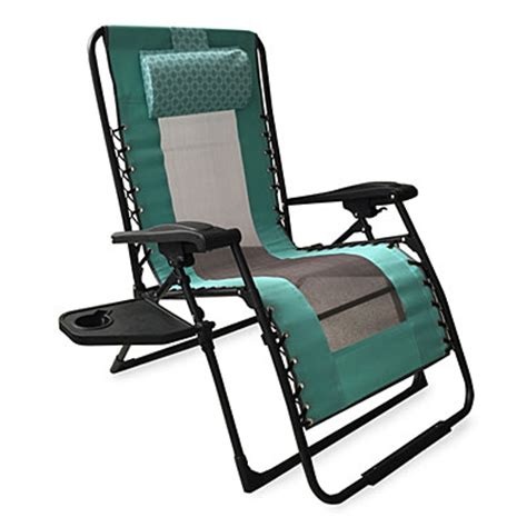 oversized zero gravity chair with table blue oversized zero gravity lounger big lots