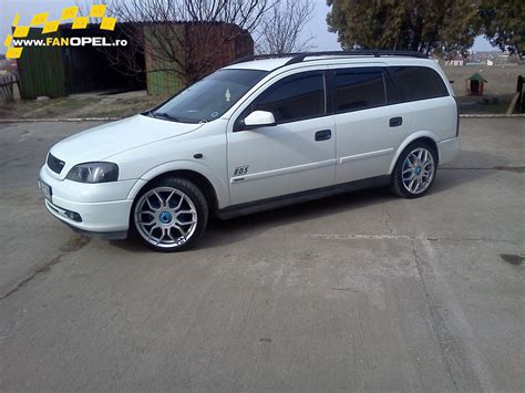 Opel Astra Caravan by 2000 Opel Astra G Caravan Pictures Information And