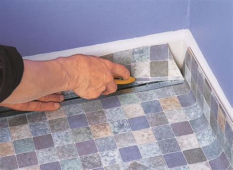 bathroom vinyl flooring b q how to lay sheet vinyl ideas advice diy at b q 17081