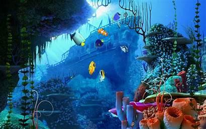 Underwater Desktop Pixelstalk