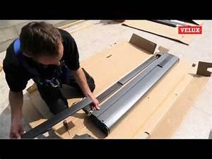 Pose Volet Roulant Velux : pose d 39 un volet roulant solaire velux ~ Dailycaller-alerts.com Idées de Décoration