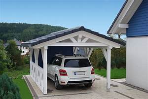 Garage Größe Für 2 Autos : satteldach carport ~ Jslefanu.com Haus und Dekorationen