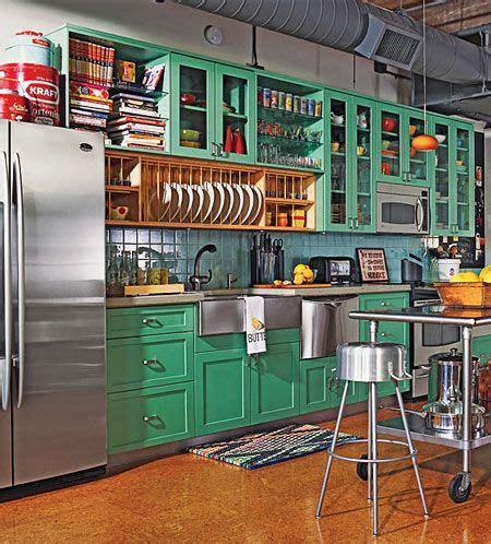 funky kitchen designs best 25 loft kitchen ideas on industrial loft 1123