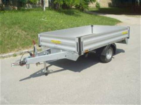 reifen für pkw anhänger 750 kg m 220 llner pkw anh 228 nger hochlader ungebr