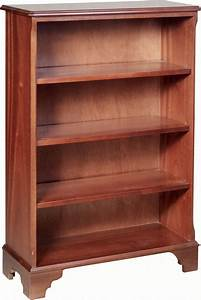 Wide, Open, Bookcase, 3, Shelves