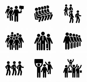Crowd Icons - 2,775 free vector icons