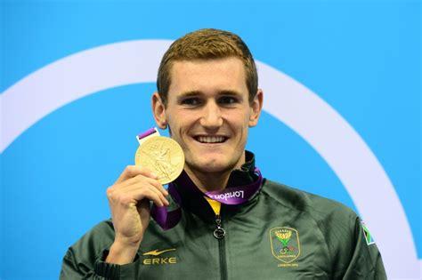 Coronavirus 'no joke' Olympic gold medallist van der Burgh ...