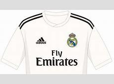 Se filtran las posibles equipaciones del Real Madrid 201819