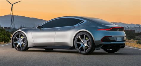 2019 Fisker Emotion will debut at CES 2018 | The Torque Report