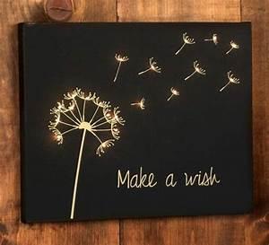 Leinwandbilder Selbst Gemalt : 1001 ideen moderne leinwandbilder selber gestalten diy malen leinwand und basteln ~ Orissabook.com Haus und Dekorationen