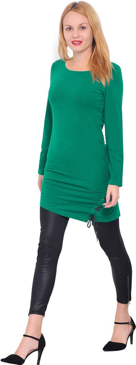 Boat Neck Tops For Sale by Marycrafts Womens Boat Neck Sleeve Tunic Tops Dress