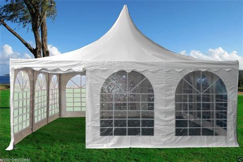 pvc pagoda tent canopy gazebo