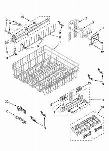 Kenmore Elite Dishwasher Parts Diagram  U2014 Untpikapps