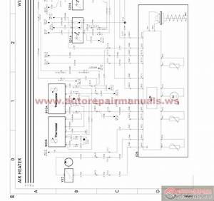 Volvo Fe Truck Wiring Diagram Service Manual September 2006