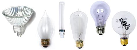 different types of light bulbs different types of light bulbs images frompo