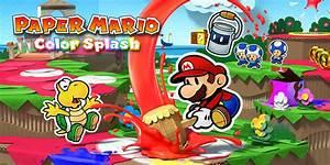 Www Magasins U Com Jeux : paper mario color splash wii u jeux nintendo ~ Dailycaller-alerts.com Idées de Décoration