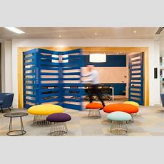 Justgiving London Office Design  Peldon Rose