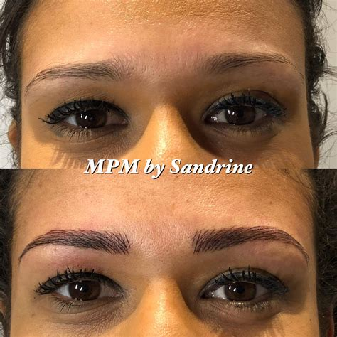 Maquillage Permanent Sourcils  Maquillage Permanent