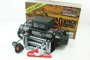 Tuff Stuff Lbs Electric Winch Econo Series