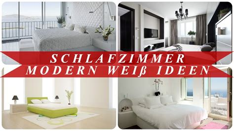 schlafzimmer modern wei 223 ideen