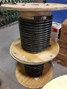 Spools Of 500mcm  Aluminum  Xhhw