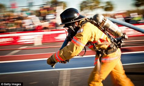 America's bravest compete in the Firefighter Combat ...