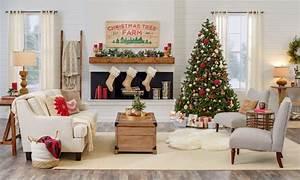 How, To, Create, A, Cozy, Farmhouse, Christmas