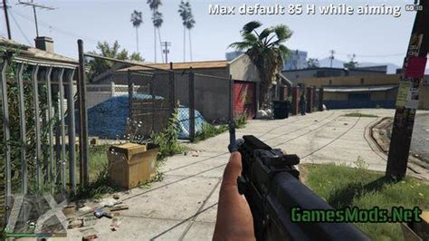 All about a money cheat for gta 5 story mode as well as gta online. Field of View in First Person Mode » GamesMods.net - FS19, FS17, ETS 2 mods
