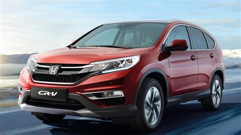 Its main advantage is its roomy cargo hold, but this crossover also impresses with a gentle. Nuevo Honda CR-V 2015 -- Autobild.es