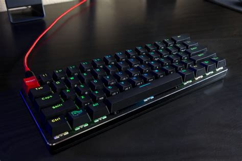 gmmk compact  percent keyboard review  great place