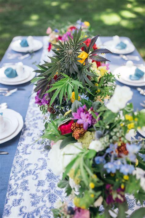 classy ways  infuse cannabis   wedding
