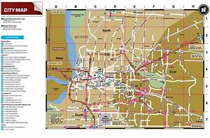 Large Memphis Maps For Free Download And Print