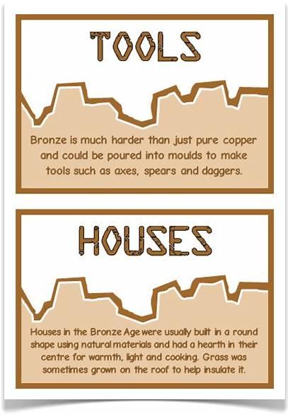 Age Facts Stone Ks2 Interesting Bronze Fact