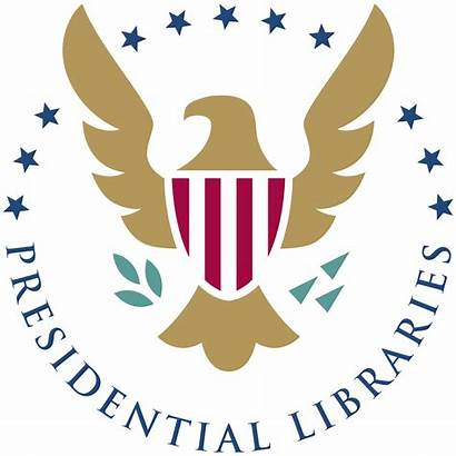 Presidential Libraries President Seal Library Svg Office