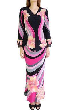 images  fashion  pinterest baju kurung