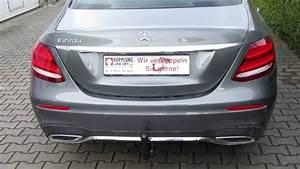 Anhängerkupplung Mercedes C Klasse : schwenkbare anh ngerkupplung f r mercedes e klasse w213 ~ Jslefanu.com Haus und Dekorationen