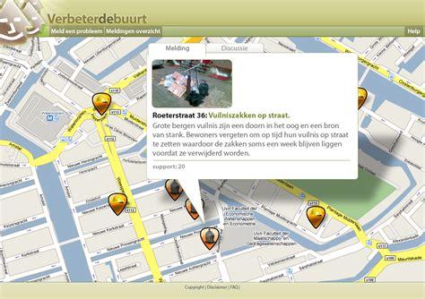 maps world map amsterdam