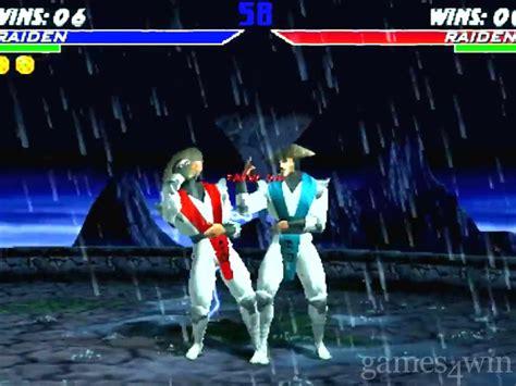 Mortal Kombat 4. Download And Play Mortal Kombat 4 Game