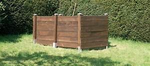 Komposter Holz Selber Bauen : anleitung hochbeet bauen diy info ~ Orissabook.com Haus und Dekorationen