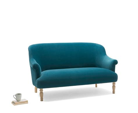 Small Loveseat Sofa by Sweetie Sofa Small Retro Sofa Loaf Loaf