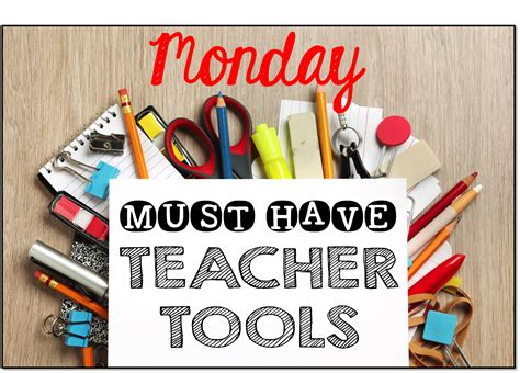 time 4 kindergarten monday must tools 319 | Monday%2BMust%2BHave%2BTeacher%2BTools