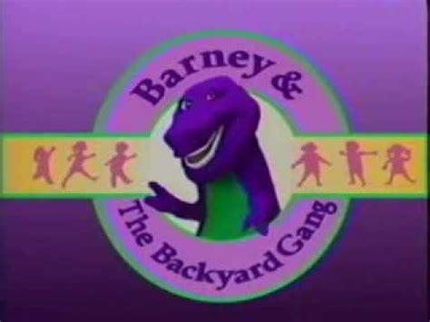 Backyard Promotions by Barney Custom Promo 1 Byg Theme Backyard Fan Club