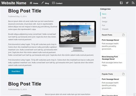 templates simples html github stevemcarthur simple blog simple html blog