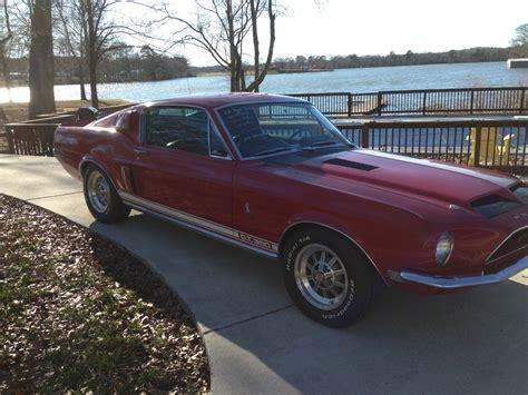 1968 Ford Mustang Shelby Gt350 Hertz