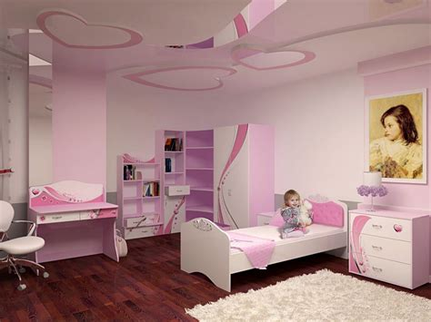 Ideas For Small Girls Rooms Attractive Personalised Home