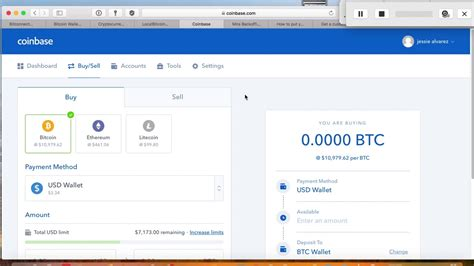 How to send bitcoin and crypto from coinbase pro to another wallet. bitcoin transfer from coinbase to blockchain bank - YouTube